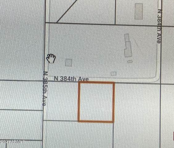 0 W 384th Avenue, Tonopah, AZ 85354 (MLS #6279638) :: Zolin Group