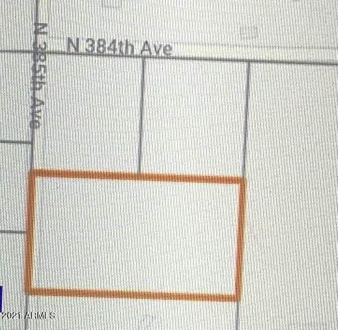 0 W 385th Avenue, Tonopah, AZ 85354 (MLS #6279641) :: Yost Realty Group at RE/MAX Casa Grande