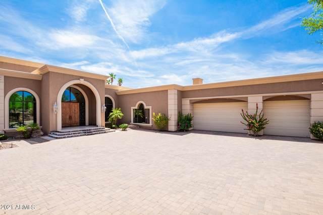 5221 N Cliffside Drive, Phoenix, AZ 85018 (MLS #6279650) :: Elite Home Advisors