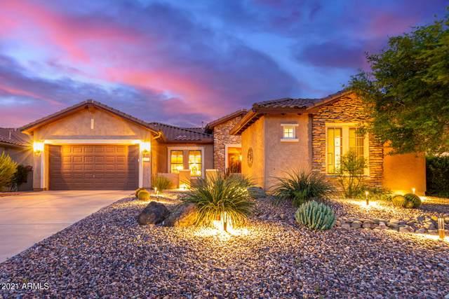 3911 N Monument Drive, Florence, AZ 85132 (MLS #6279672) :: Klaus Team Real Estate Solutions
