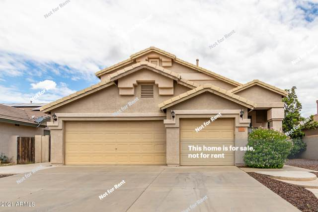 6816 W Bronco Trail, Peoria, AZ 85383 (MLS #6279682) :: Elite Home Advisors