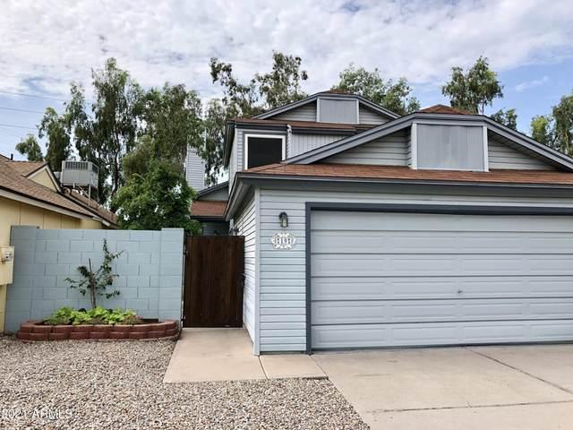 1915 S 39TH Street #19, Mesa, AZ 85206 (MLS #6279747) :: Elite Home Advisors