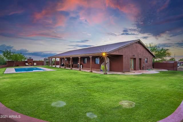 28425 S State Route 89, Congress, AZ 85332 (MLS #6279750) :: Elite Home Advisors