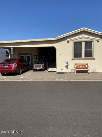17200 W Bell Road #1710, Surprise, AZ 85374 (MLS #6279758) :: West Desert Group | HomeSmart