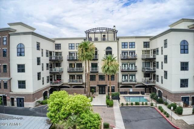 914 E Osborn Road #205, Phoenix, AZ 85014 (MLS #6279781) :: The Riddle Group
