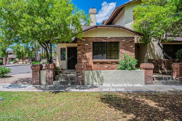170 E Guadalupe Road #58, Gilbert, AZ 85234 (MLS #6279813) :: Yost Realty Group at RE/MAX Casa Grande