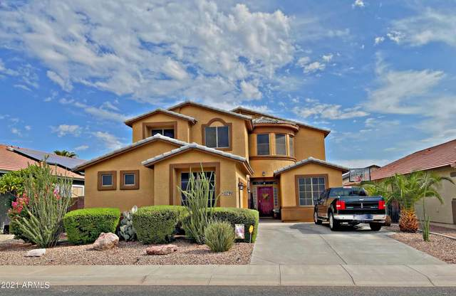 25790 W Ripple Road, Buckeye, AZ 85326 (MLS #6279864) :: Klaus Team Real Estate Solutions