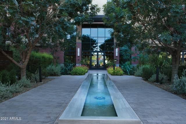 6166 N Scottsdale Road B4003, Paradise Valley, AZ 85253 (MLS #6279877) :: The Daniel Montez Real Estate Group