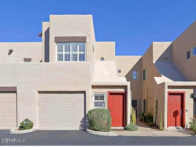11260 N 92ND Street N #2027, Scottsdale, AZ 85260 (MLS #6279881) :: Zolin Group