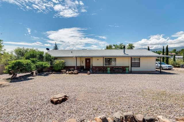 887 E Peila Avenue, Cottonwood, AZ 86326 (MLS #6279883) :: Klaus Team Real Estate Solutions