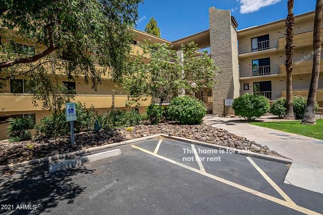 7625 E Camelback Road A436, Scottsdale, AZ 85251 (MLS #6279884) :: ASAP Realty