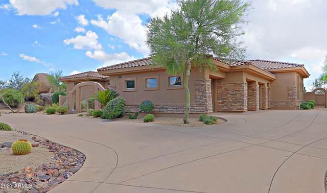 10051 E Horned Owl Trail, Scottsdale, AZ 85262 (MLS #6279901) :: Elite Home Advisors