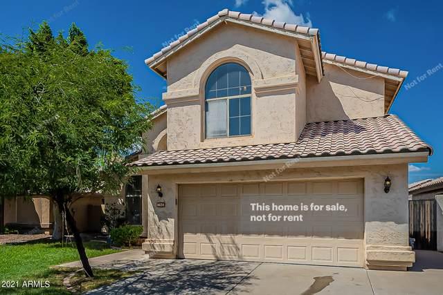 1624 E Heather Avenue, Gilbert, AZ 85234 (MLS #6279945) :: Yost Realty Group at RE/MAX Casa Grande