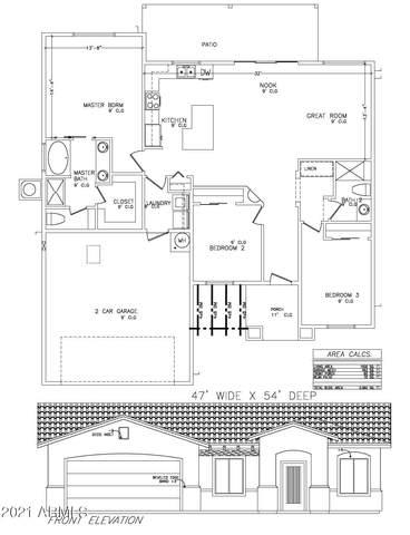 21286 E Leavitt Lane, Florence, AZ 85132 (MLS #6279977) :: The Garcia Group