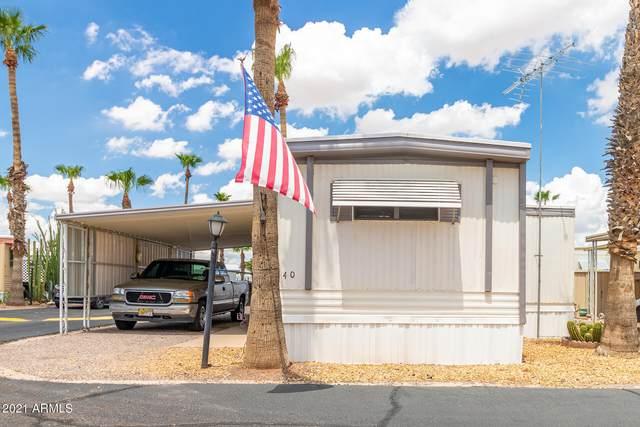 120 W Oneil Drive #40, Casa Grande, AZ 85122 (MLS #6279980) :: The Dobbins Team