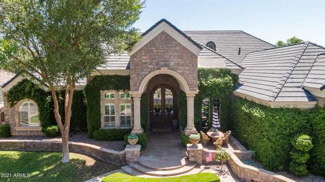 2857 E Sandy Court, Gilbert, AZ 85297 (MLS #6279993) :: Klaus Team Real Estate Solutions