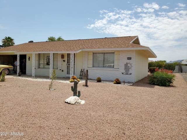 12606 N 98TH Avenue, Sun City, AZ 85351 (MLS #6279998) :: Executive Realty Advisors
