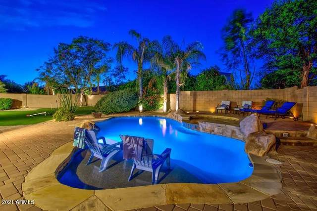 5322 E Helena Drive, Scottsdale, AZ 85254 (MLS #6280035) :: Klaus Team Real Estate Solutions
