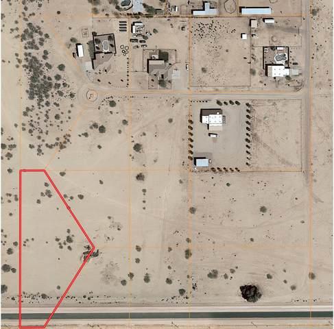 0 E Undetermined Road, Coolidge, AZ 85128 (MLS #6280053) :: Klaus Team Real Estate Solutions