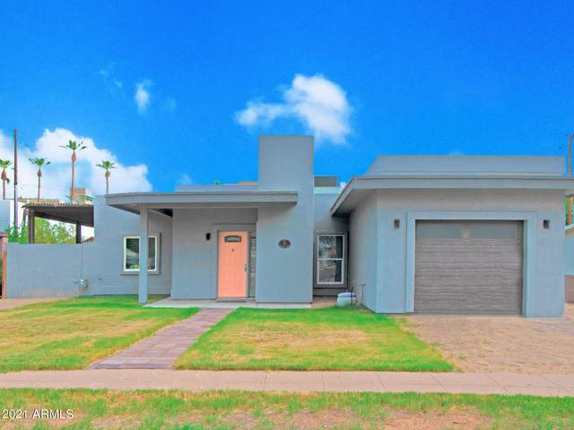 25 W Wilshire Drive, Phoenix, AZ 85003 (MLS #6280083) :: Elite Home Advisors