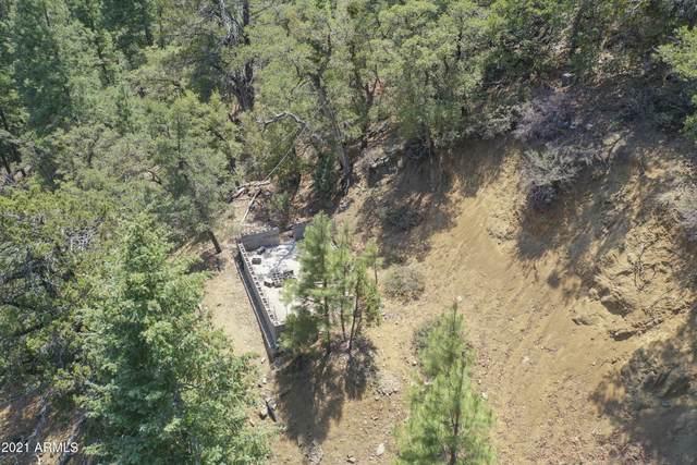 5070 E Alpine Drive, Prescott, AZ 86303 (MLS #6280106) :: The Dobbins Team