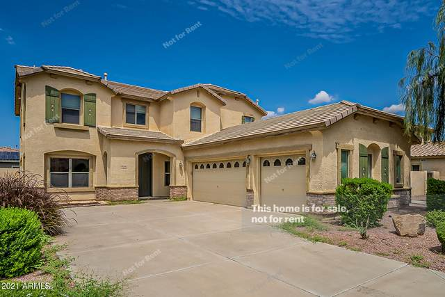 19766 E Carriage Way, Queen Creek, AZ 85142 (MLS #6280176) :: Yost Realty Group at RE/MAX Casa Grande