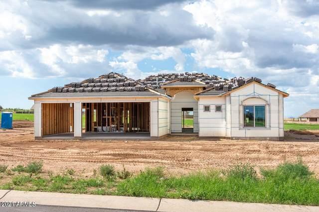 6647 E Big Spur Circle Lot 86, Hereford, AZ 85615 (MLS #6280177) :: Executive Realty Advisors