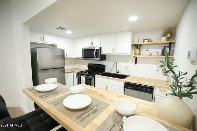 805 N 4TH Avenue #102, Phoenix, AZ 85003 (MLS #6280182) :: Service First Realty