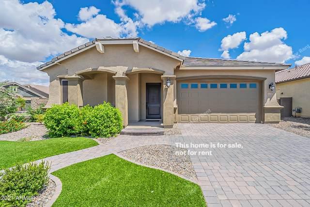 41436 W Centennial Drive, Maricopa, AZ 85138 (MLS #6280198) :: Elite Home Advisors