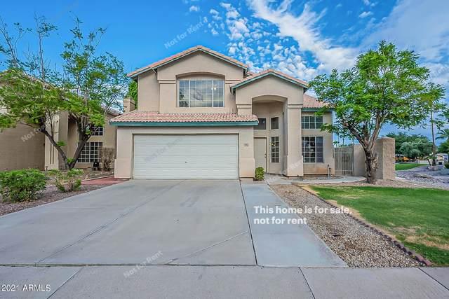 456 N Cambridge Street, Gilbert, AZ 85233 (MLS #6280205) :: Elite Home Advisors