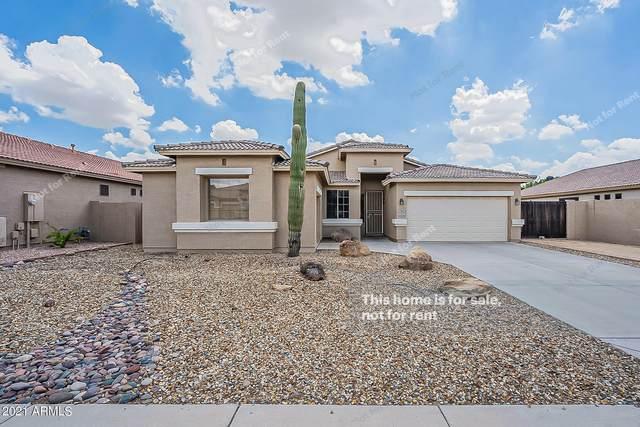7565 W Karen Lee Lane, Peoria, AZ 85382 (MLS #6280213) :: Elite Home Advisors
