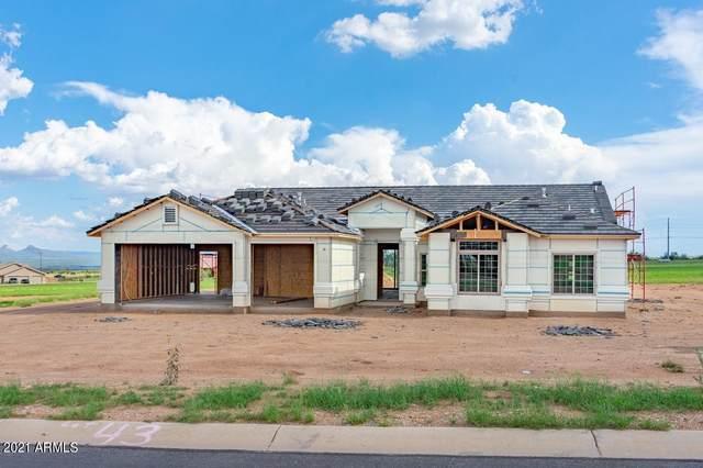6644 E Big Spur Circle Lot 43, Hereford, AZ 85615 (MLS #6280246) :: Executive Realty Advisors