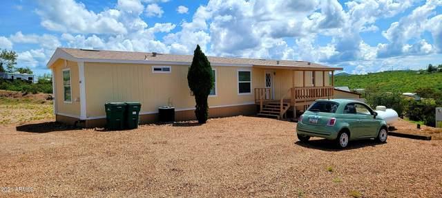 1444 N Saddleback Circle, Tombstone, AZ 85638 (MLS #6280259) :: Zolin Group