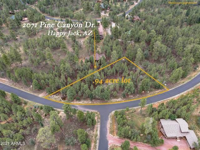 2071 Pine Canyon Drive, Happy Jack, AZ 86024 (MLS #6280278) :: The Copa Team | The Maricopa Real Estate Company