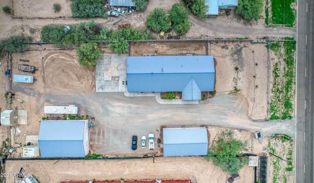 16297 S Sunland Gin Road, Arizona City, AZ 85123 (MLS #6280295) :: Yost Realty Group at RE/MAX Casa Grande