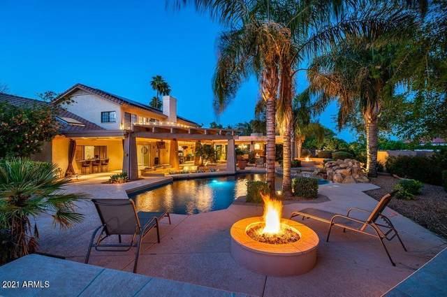 12007 N 62ND Place, Scottsdale, AZ 85254 (MLS #6280306) :: Elite Home Advisors