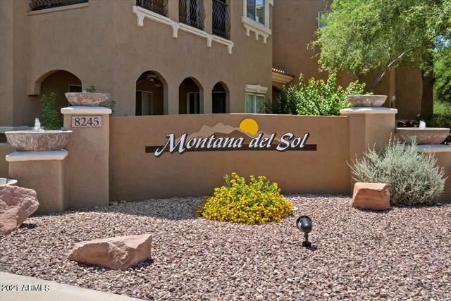8245 E Bell Road #119, Scottsdale, AZ 85260 (MLS #6280307) :: Executive Realty Advisors