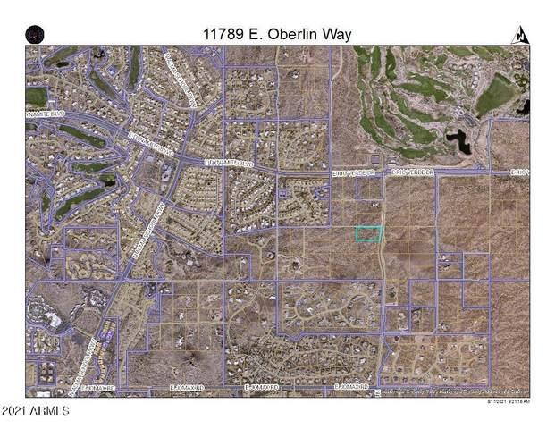 11789 E Oberlin Way E, Scottsdale, AZ 85262 (MLS #6280361) :: Service First Realty