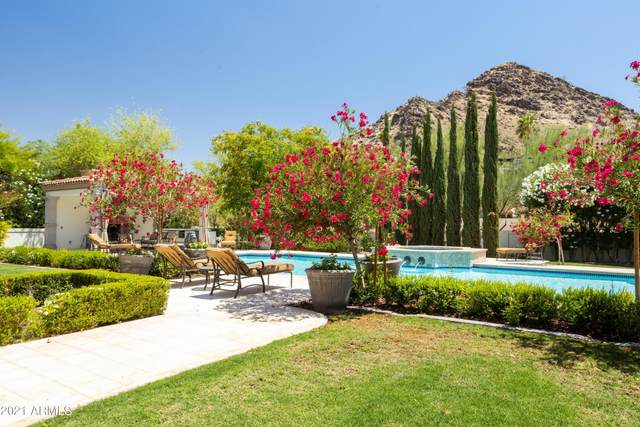 5419 E Sapphire Lane, Paradise Valley, AZ 85253 (MLS #6280445) :: Keller Williams Realty Phoenix