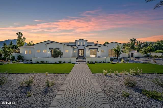 6526 N 66TH Place, Paradise Valley, AZ 85253 (MLS #6280465) :: Keller Williams Realty Phoenix