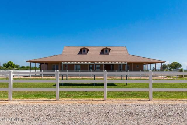 26607 N Hayden Drive, Florence, AZ 85132 (MLS #6280474) :: Elite Home Advisors