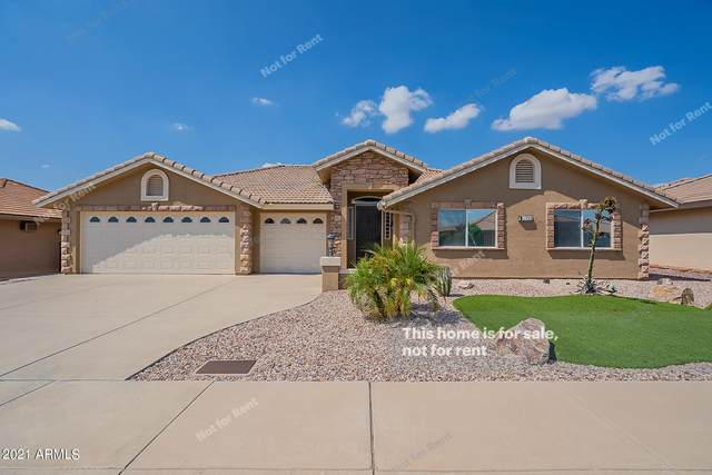 11520 E Nido Avenue, Mesa, AZ 85209 (MLS #6280499) :: Yost Realty Group at RE/MAX Casa Grande