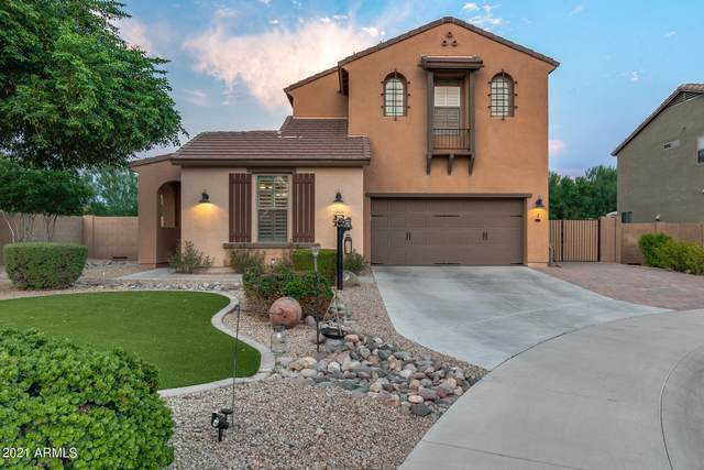 22929 N Candlelight Court, Sun City West, AZ 85375 (MLS #6280500) :: Klaus Team Real Estate Solutions