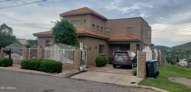 616 N Sierra Avenue, Nogales, AZ 85621 (MLS #6280536) :: Elite Home Advisors