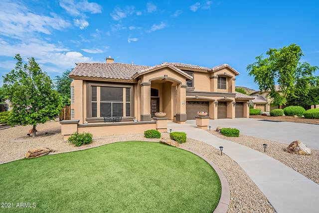 24916 N 80th Lane, Peoria, AZ 85383 (MLS #6280543) :: Elite Home Advisors