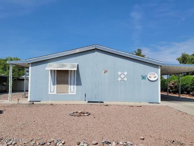 3720 N Ohio Avenue, Florence, AZ 85132 (MLS #6280546) :: Jonny West Real Estate
