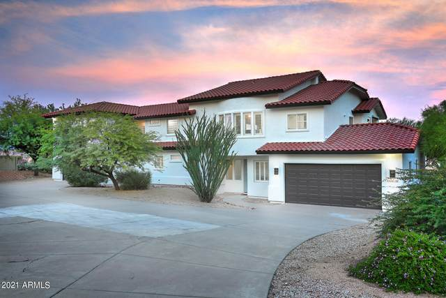 15616 E Chicory Drive, Fountain Hills, AZ 85268 (MLS #6280645) :: Executive Realty Advisors