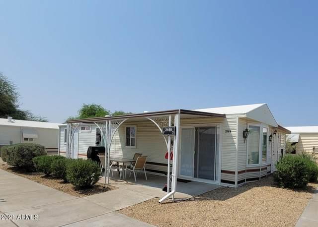 17200 W Bell Road #2169, Surprise, AZ 85374 (MLS #6280751) :: Elite Home Advisors