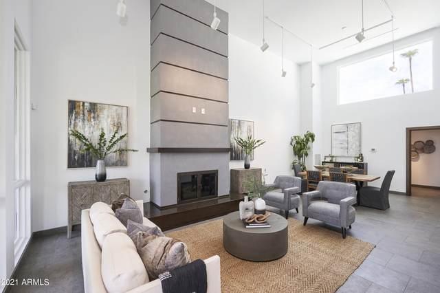 7153 E Mcdonald Drive, Paradise Valley, AZ 85253 (MLS #6280754) :: Jonny West Real Estate