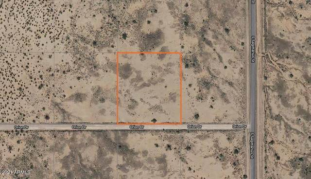 0 W Orion Drive, Eloy, AZ 85131 (MLS #6280761) :: Yost Realty Group at RE/MAX Casa Grande